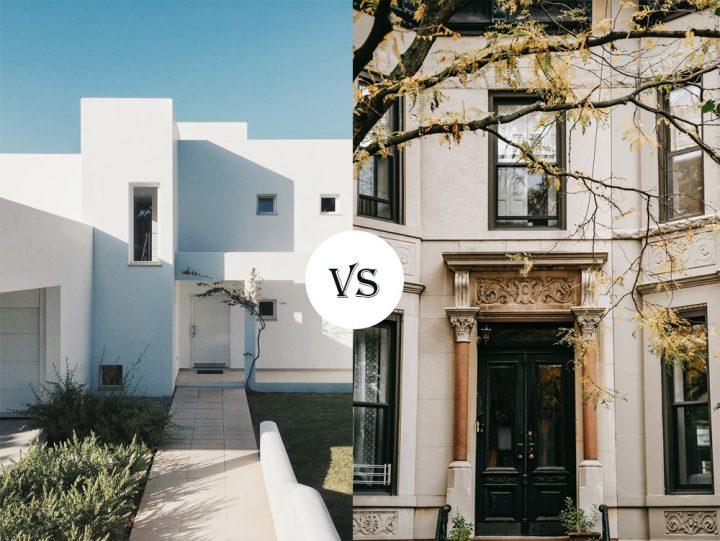La simplicité de l'architecture moderne 2