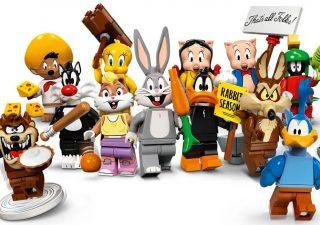 Des figurines LEGO Looney Toons !
