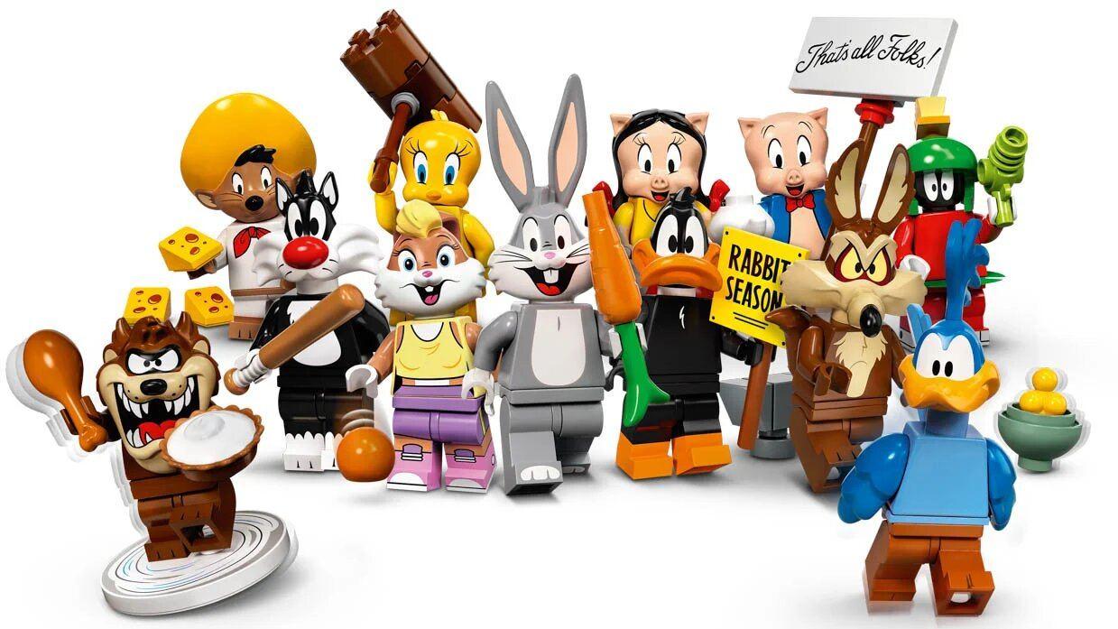 Des figurines LEGO Looney Toons ! 2