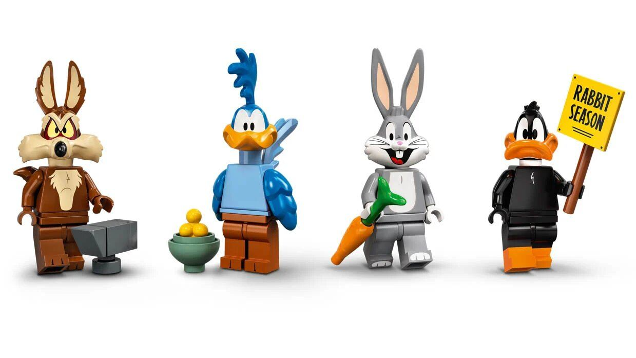 Des figurines LEGO Looney Toons ! 3