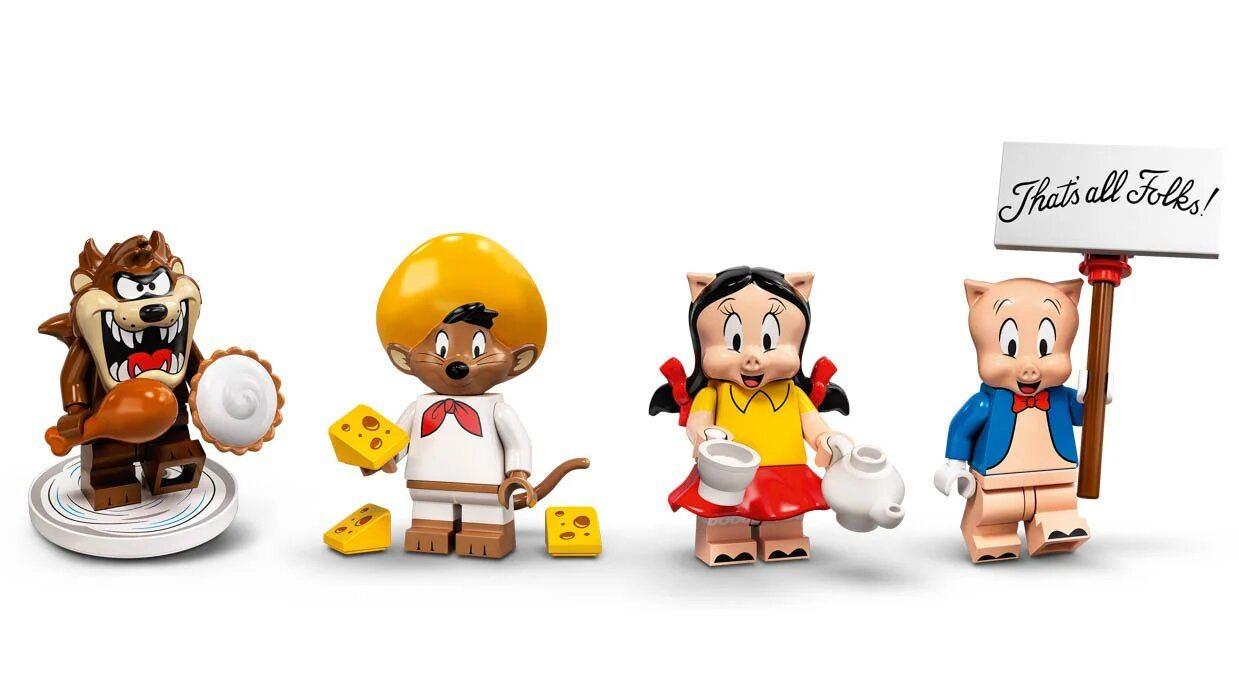 Des figurines LEGO Looney Toons ! 5