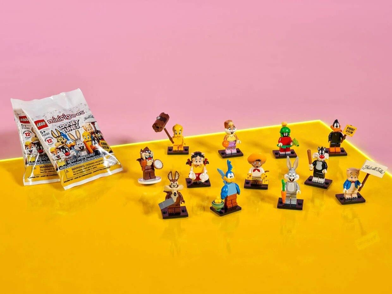 Des figurines LEGO Looney Toons ! 6