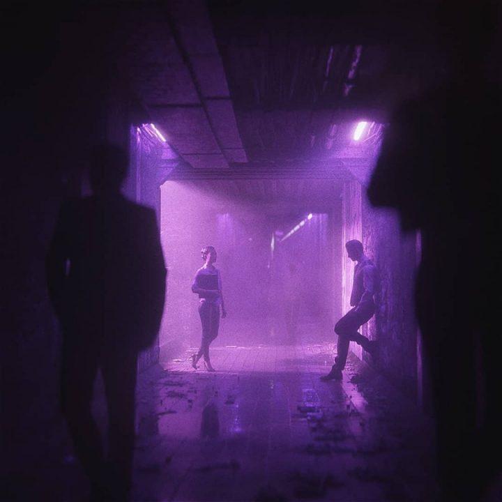 Retric Dreams : Un projet Synthwave magnifique 3