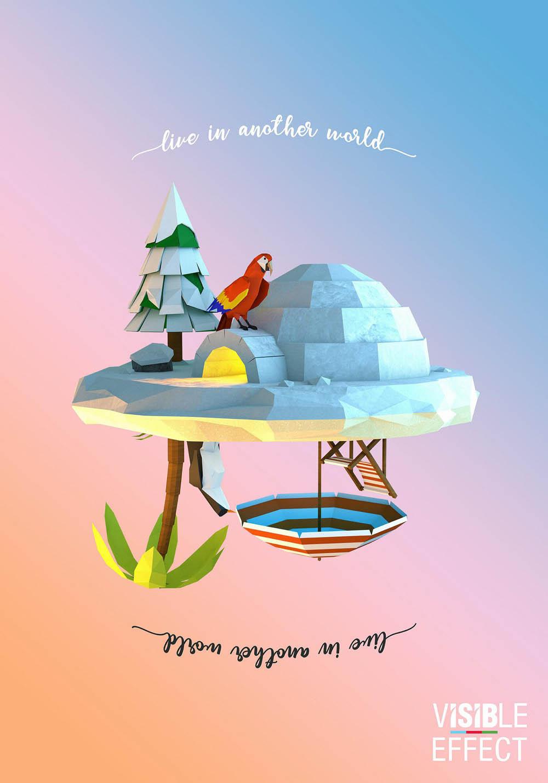 100+ Inspiration Et Graphisme D'affiches De Pub De Mai 2021 83