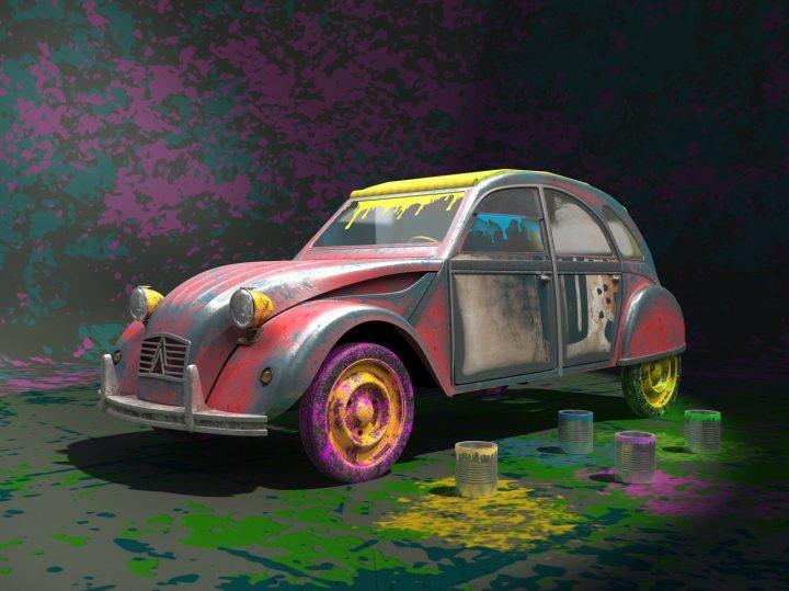Un monde Steampunk magnifique 4
