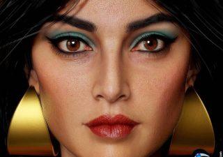 Les portraits de vos personnages connus en 3D réaliste