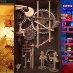 1900 créateurs 3D font descendre une bille pendant 3h30