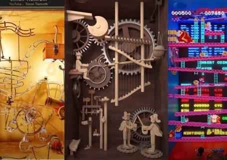 1900 créateurs 3D font descendre une bille pendant 3h30 1